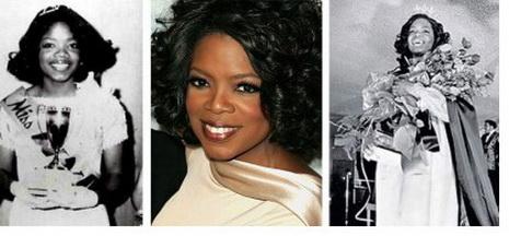 Опра-Уинфри-«Мисс-Теннесси»-и-«Мисс-Черный-Нэшвилл»-1970-г.