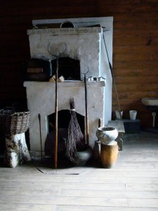 Печь-для-обжига-18-века